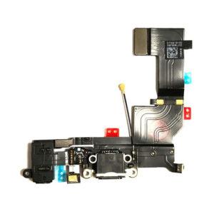 Купить нижний шлейф с разъемом зарядки iphone 5S